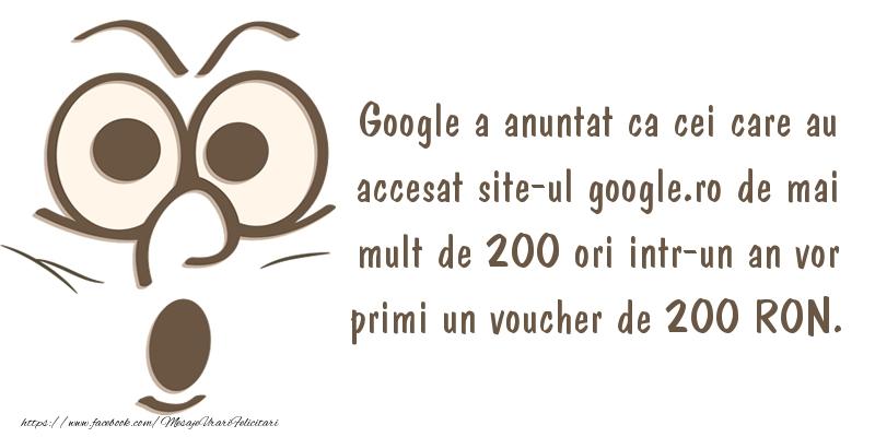 Google a anuntat ca cei care au accesat site-ul google.ro