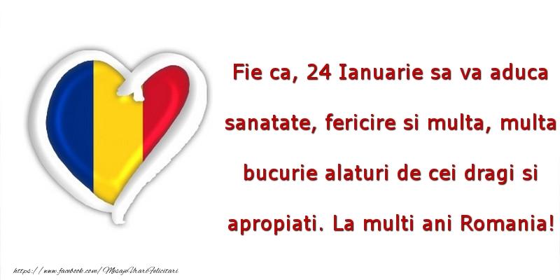 Cele mai frumoase mesaje felicitari de 24 Ianuarie