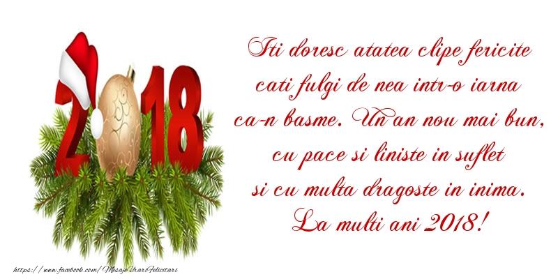 Top 10 mesaje de Anul Nou