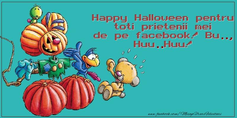 Top 10 mesaje de Halloween