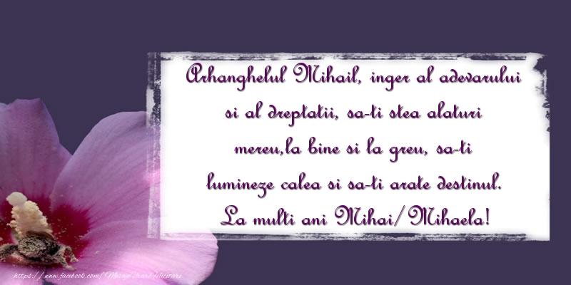 Arhanghelul Mihail, inger al adevarului si al dreptatii