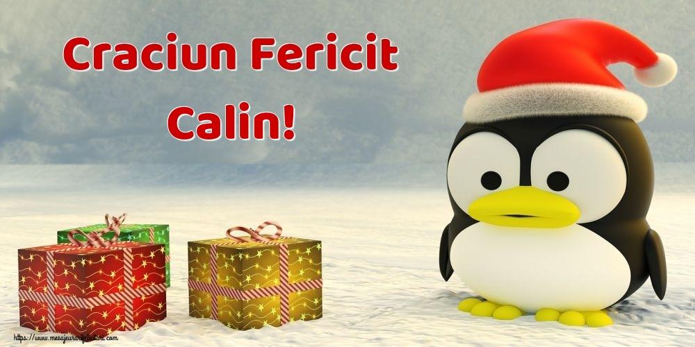 Felicitari de Craciun - Craciun Fericit Calin!