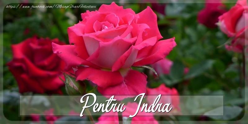 Felicitari Diverse - Pentru Indra