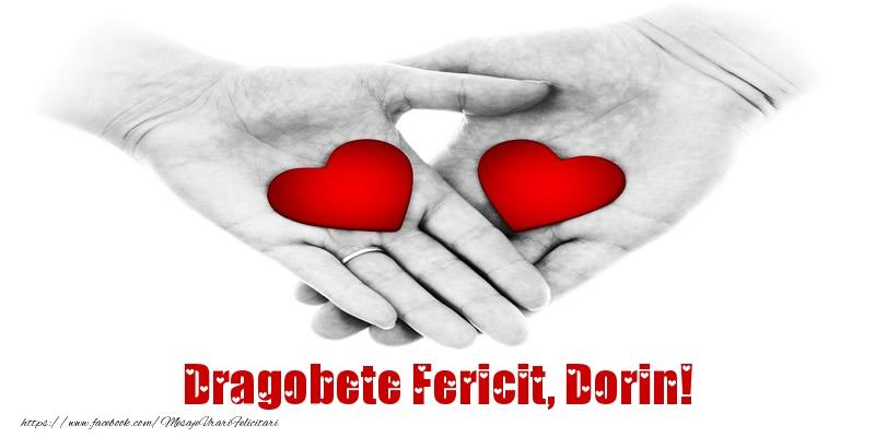 Felicitari de Dragobete - Dragobete Fericit, Dorin!