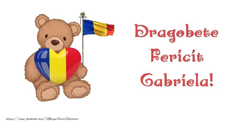 Felicitari de Dragobete - Dragobete Fericit Gabriela!