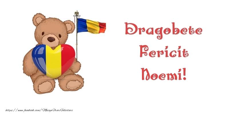 Felicitari de Dragobete - Dragobete Fericit Noemi!