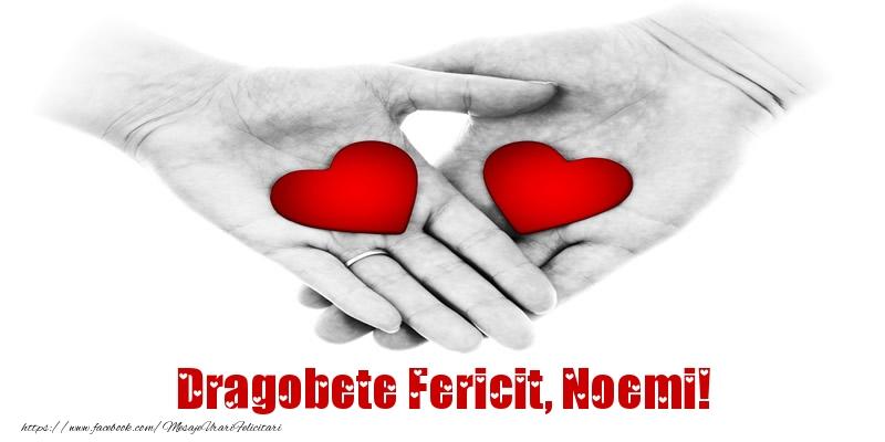 Felicitari de Dragobete - Dragobete Fericit, Noemi!