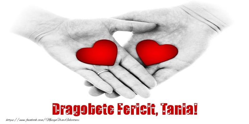 Felicitari de Dragobete - Dragobete Fericit, Tania!