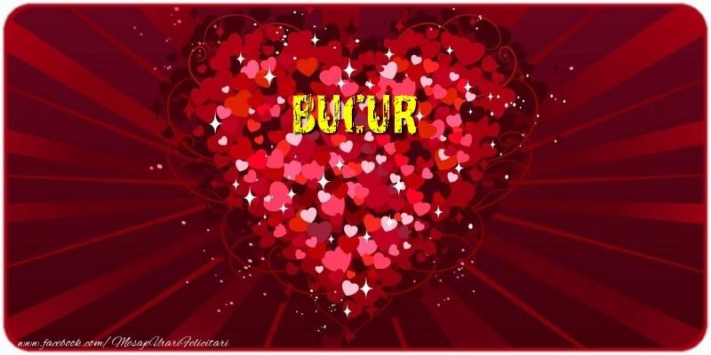 Felicitari de dragoste - Bucur
