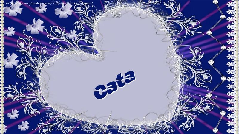 Felicitari de dragoste - Cata