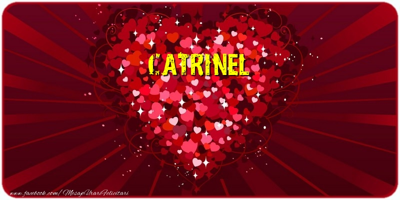 Felicitari de dragoste - Catrinel