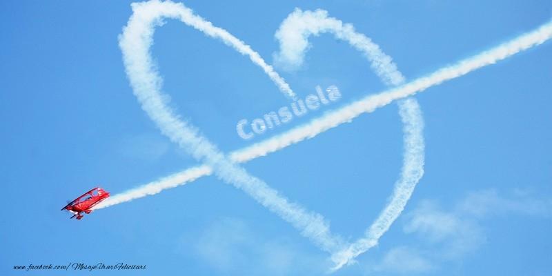 Felicitari de dragoste - Consuela
