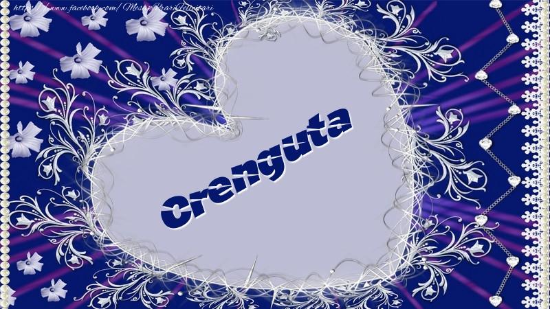 Felicitari de dragoste - Crenguta