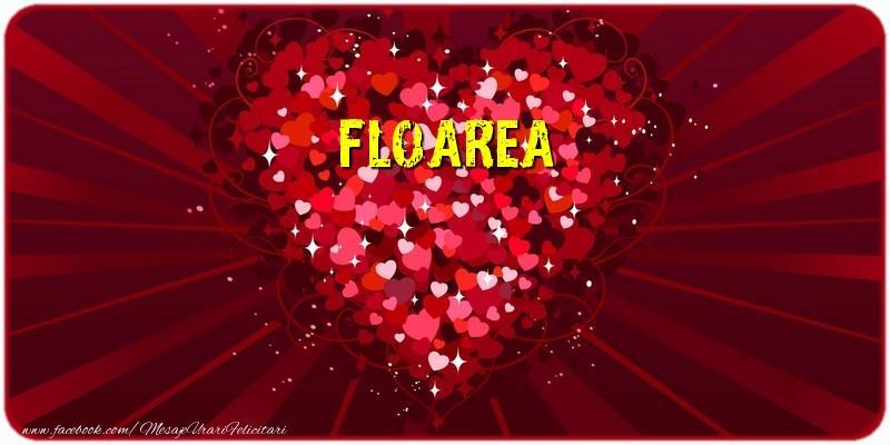 Felicitari de dragoste - Floarea