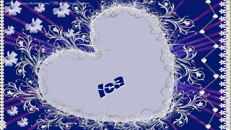 Felicitari de dragoste - Ica