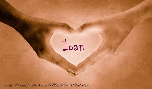 Felicitari de dragoste - Love Ioan
