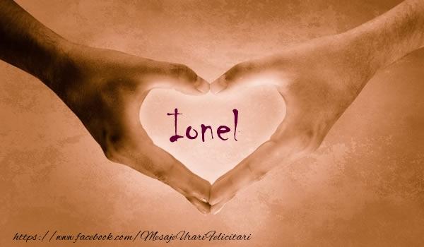 Felicitari de dragoste - Love Ionel