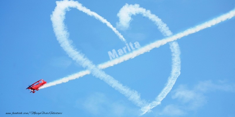 Felicitari de dragoste - Marita