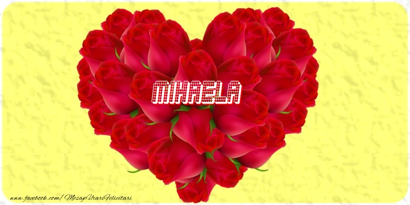Felicitari de dragoste - Mihaela