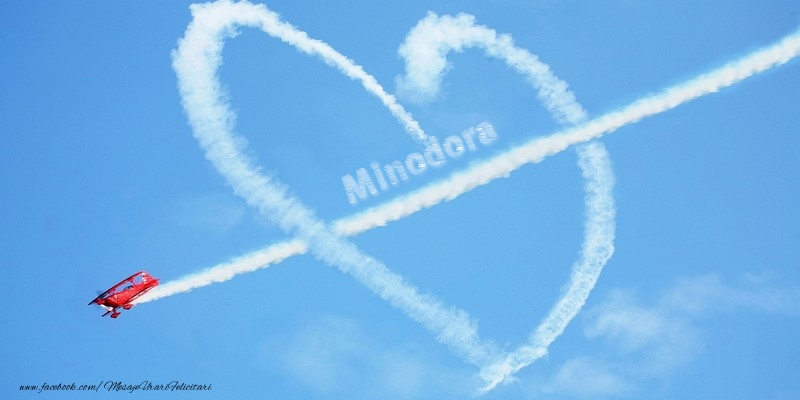 Felicitari de dragoste - Minodora
