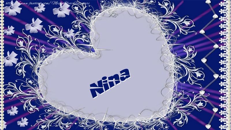 Felicitari de dragoste - Nina