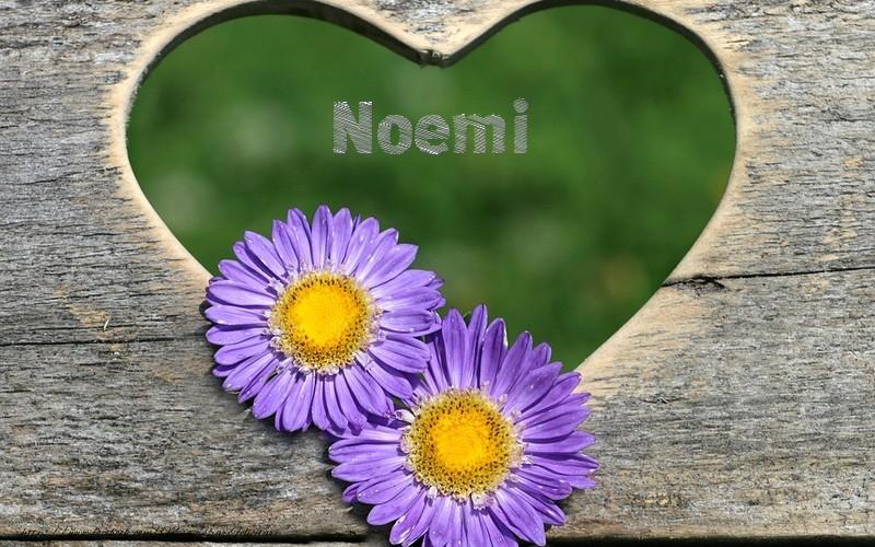 Felicitari de dragoste - Noemi