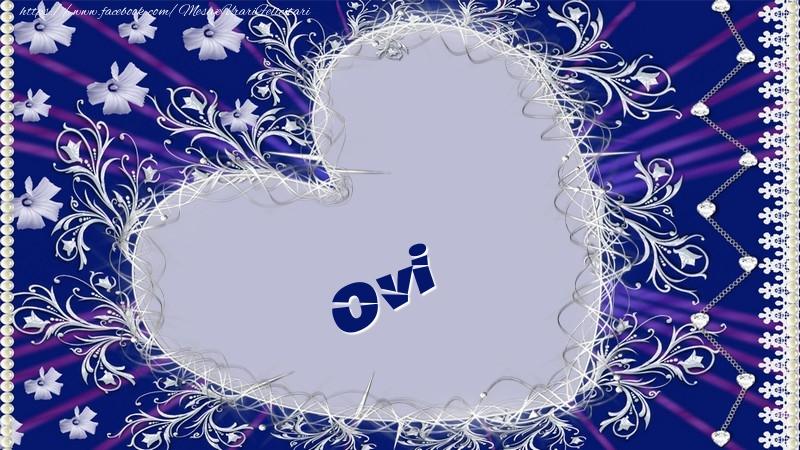 Felicitari de dragoste - Ovi