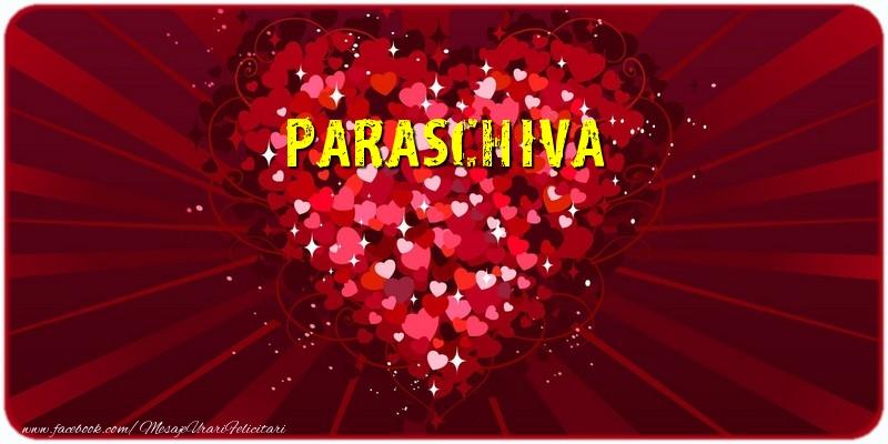 Felicitari de dragoste - Paraschiva
