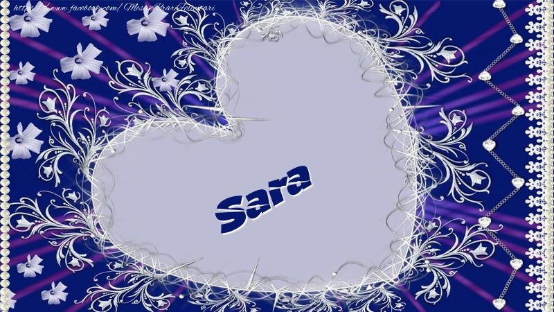 Felicitari de dragoste - Sara