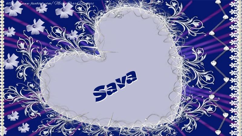 Felicitari de dragoste - Sava