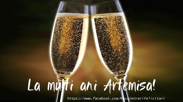 Felicitari de la multi ani - La multi ani Artemisa!