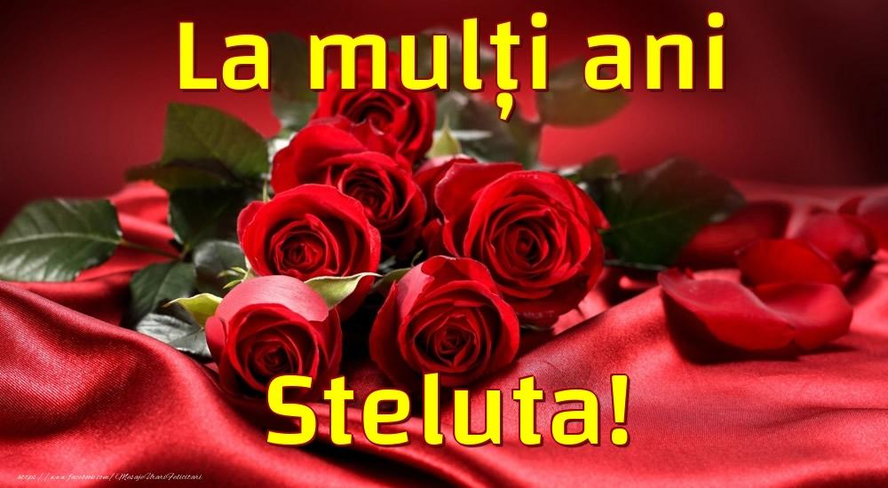 Felicitari de la multi ani - La mulți ani Steluta!