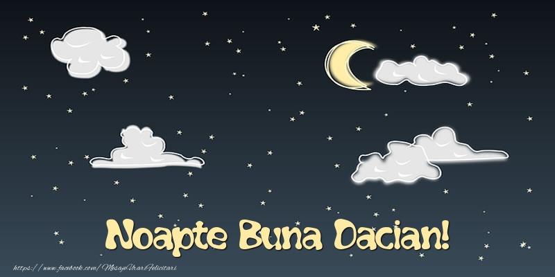 Felicitari de noapte buna - Noapte Buna Dacian!