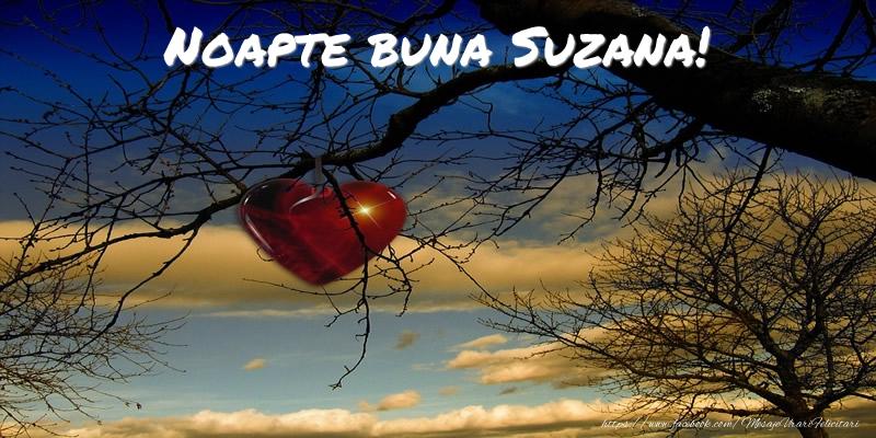 Felicitari de noapte buna - Noapte buna Suzana!