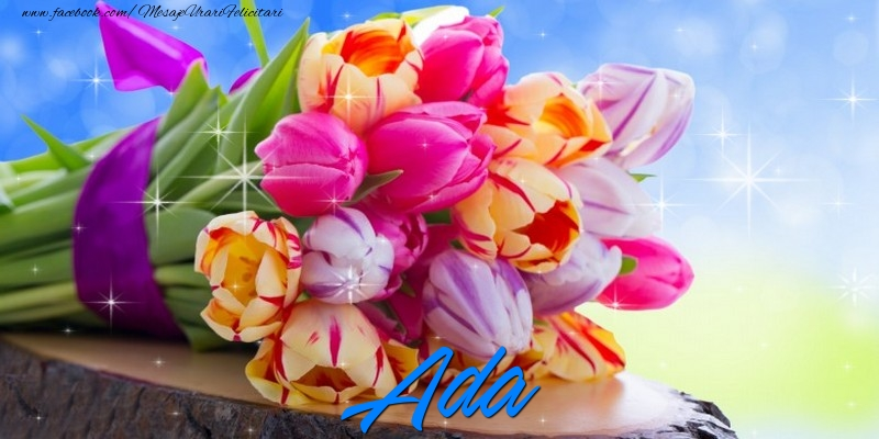 Felicitari de prietenie - Ada