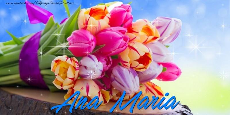 Felicitari de prietenie - Ana Maria