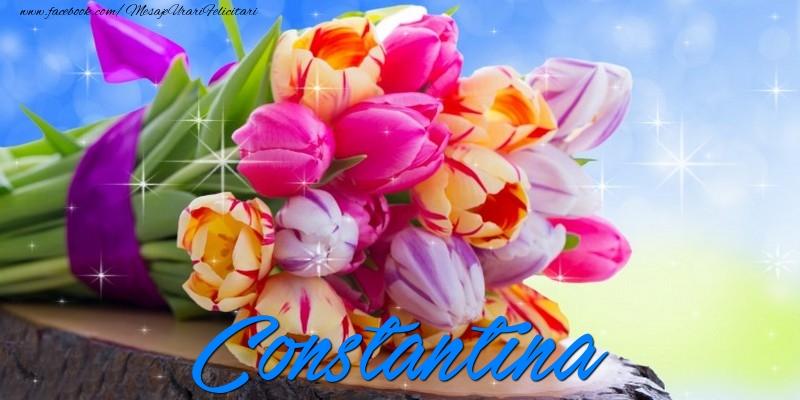Felicitari de prietenie - Constantina
