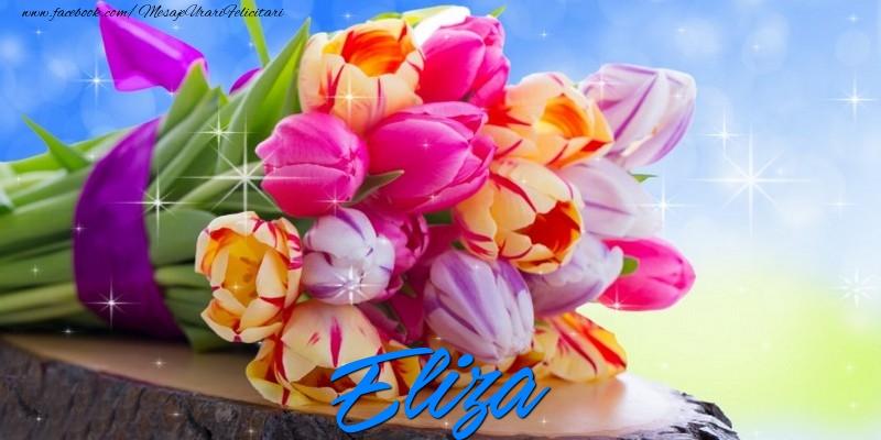 Felicitari de prietenie - Eliza