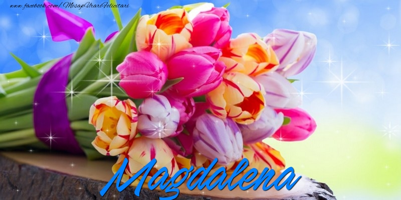 Felicitari de prietenie - Magdalena