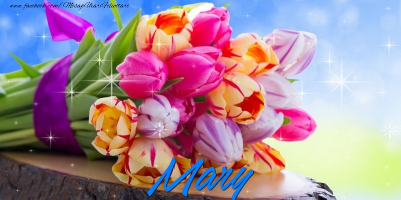 Felicitari de prietenie - Mary
