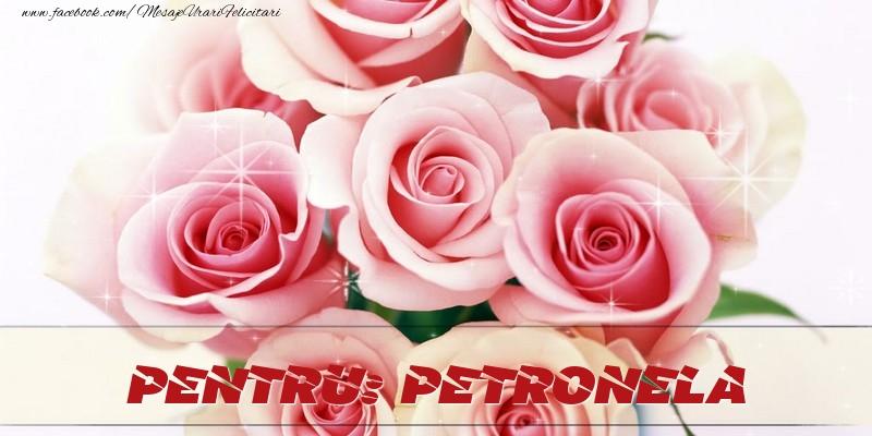 Felicitari de prietenie - Pentru Petronela
