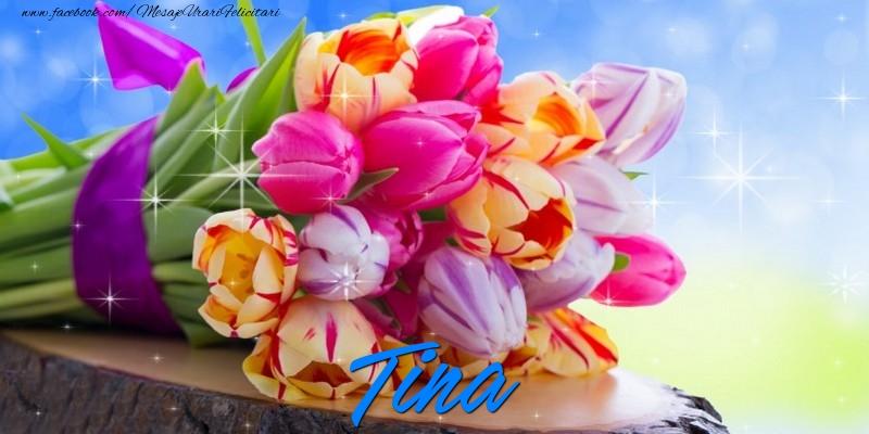 Felicitari de prietenie - Tina