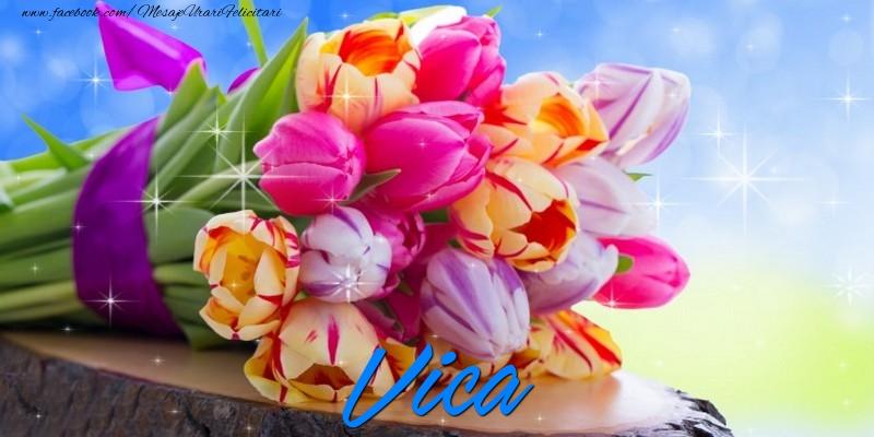 Felicitari de prietenie - Vica