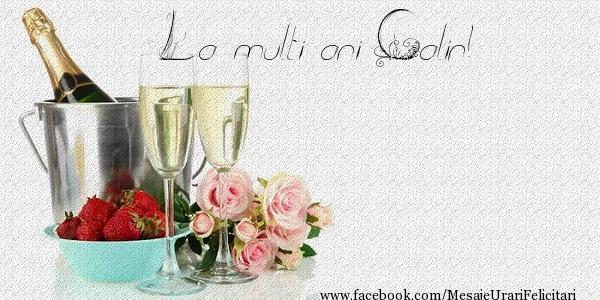 Felicitari de zi de nastere - La multi ani Calin!
