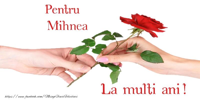 Felicitari de zi de nastere - Pentru Mihnea La multi ani!