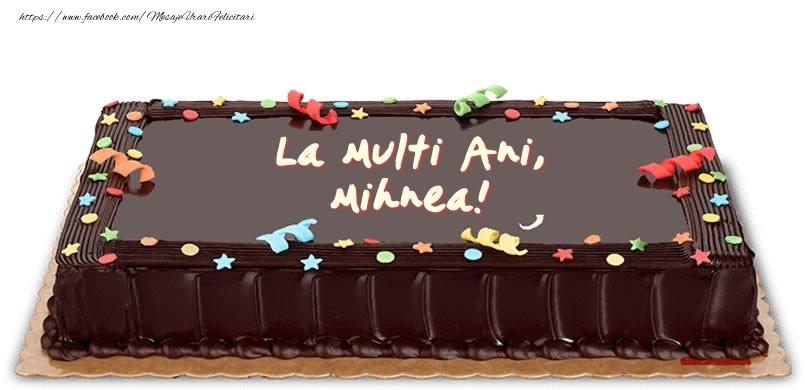 Felicitari de zi de nastere - Tort de zi de nastere pentru Mihnea!