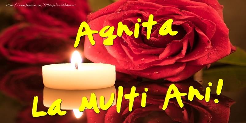 Felicitari de Ziua Numelui - Agnita La Multi Ani!