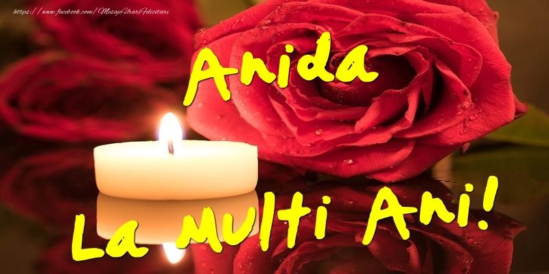 Felicitari de Ziua Numelui - Anida La Multi Ani!