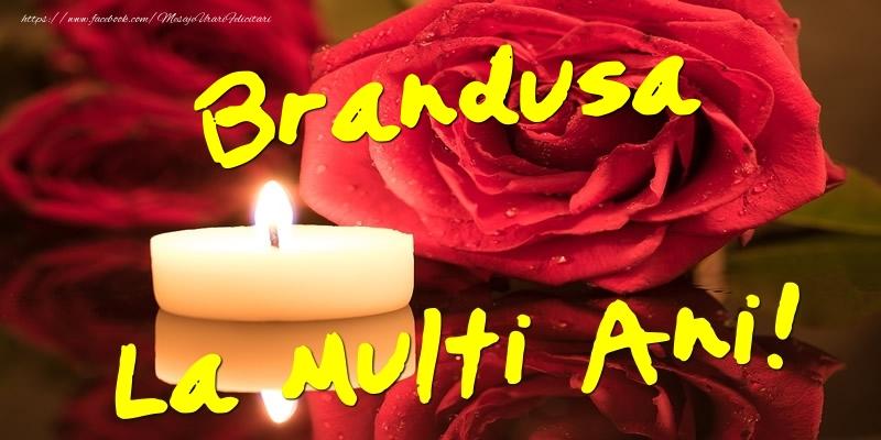 Felicitari de Ziua Numelui - Brandusa La Multi Ani!