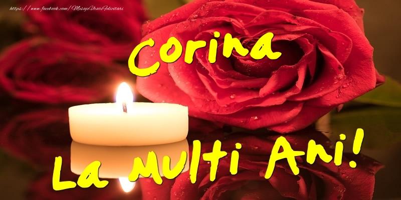 Felicitari de Ziua Numelui - Corina La Multi Ani!